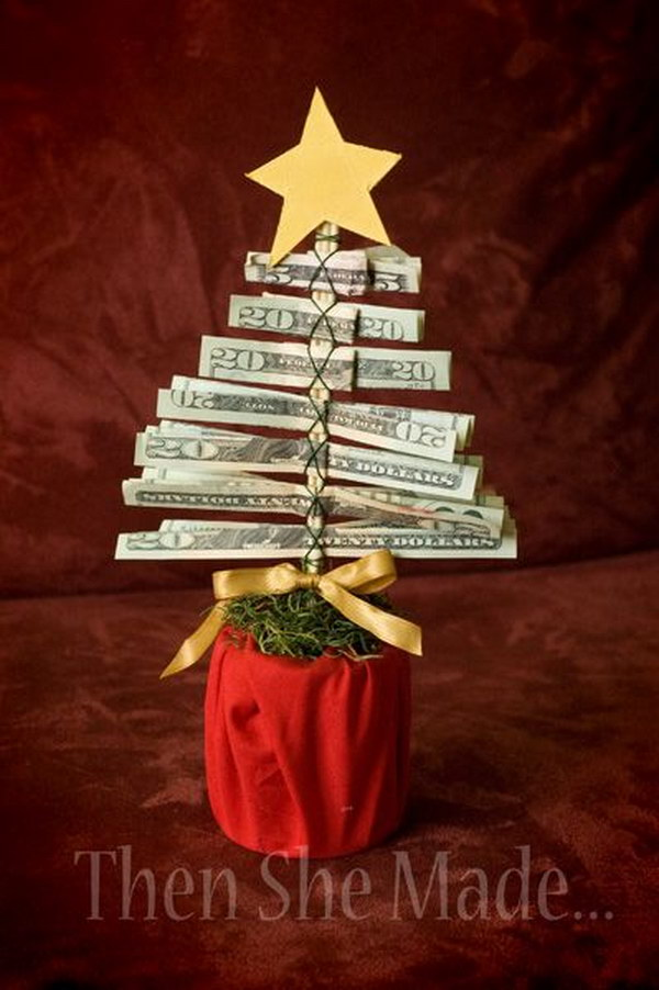 21 Fun and Creative Ways to Give Money as a Gift