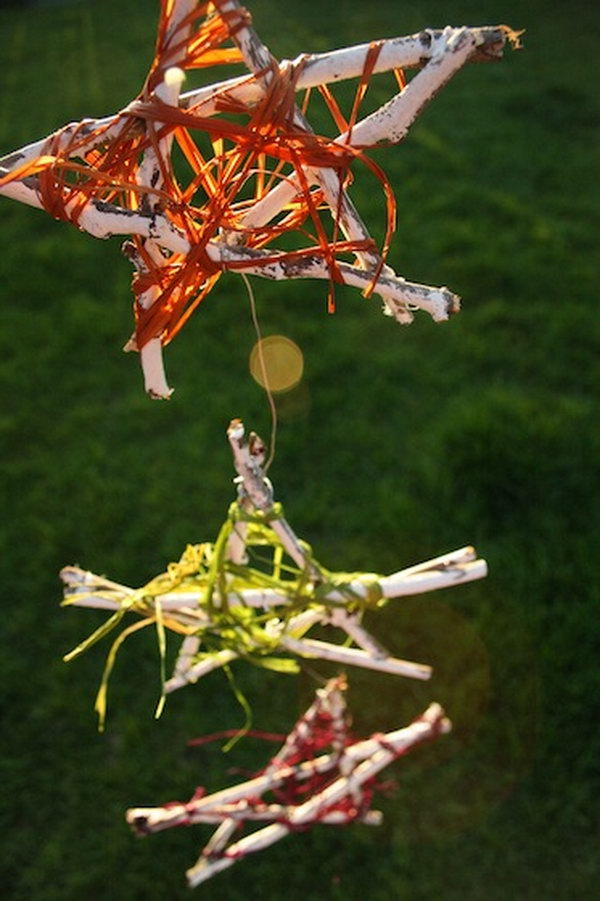 22 Awesome Twig Crafts for Kids With Lots of Tutorials