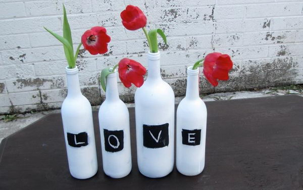 22 Awesome Wine Bottle Centerpieces For Any Table