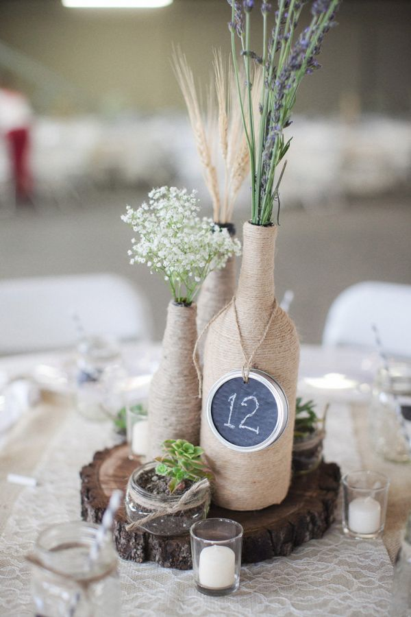 23 Awesome Wine Bottle Centerpieces For Any Table