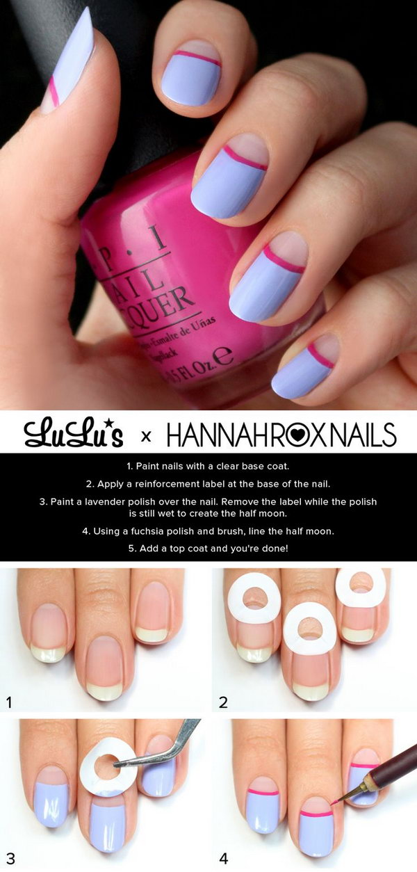 25 Easy and Fun Nail Art Tutorials