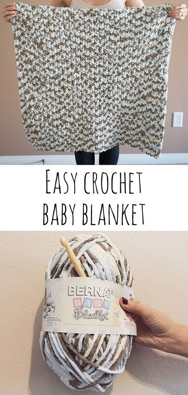 26 Beautiful Crochet Blankets with Free Patterns