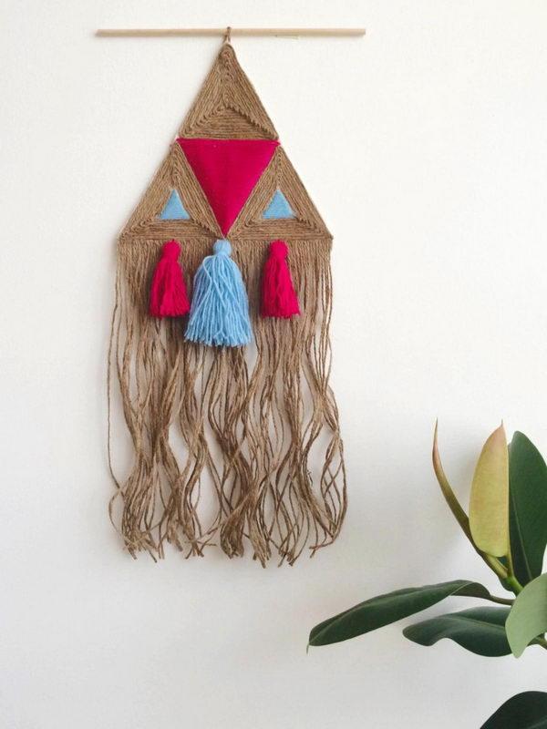 24 Awesome DIY Ideas and Tutorials Using Yarn
