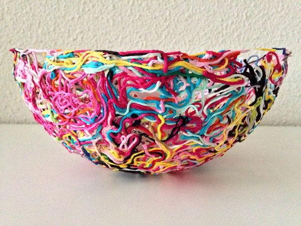 26 Awesome DIY Ideas and Tutorials Using Yarn