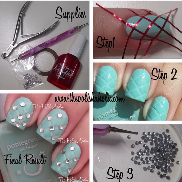 29 Easy and Fun Nail Art Tutorials