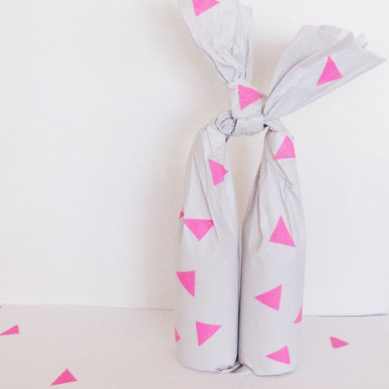 29 wrap wine bottles as a gift