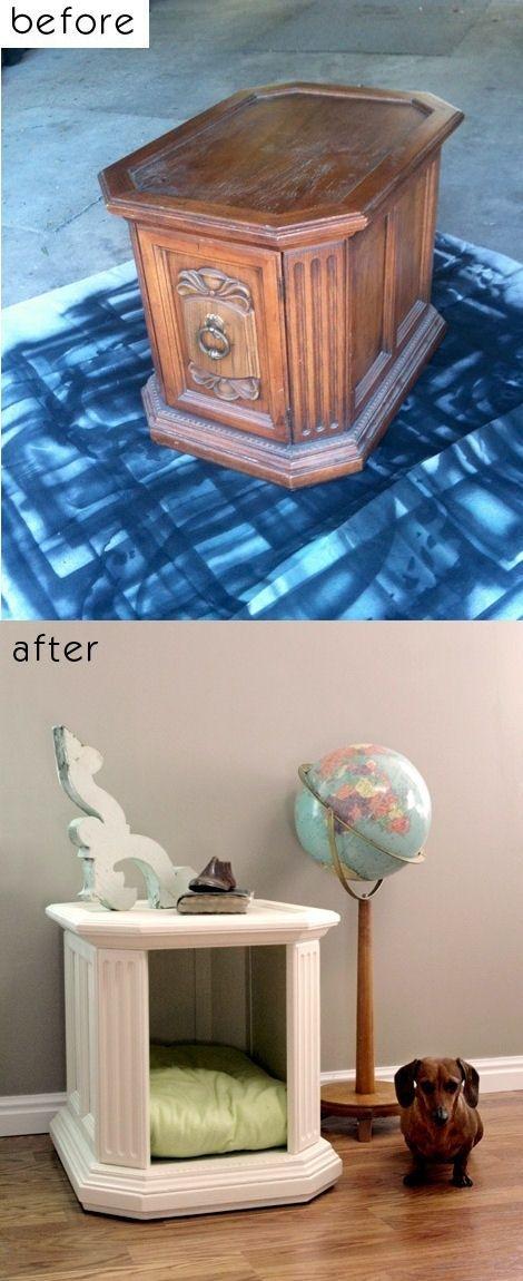 3 Creative DIY Pet Bed Ideas  and  Tutorials
