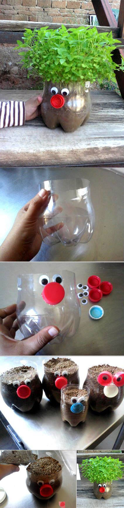 3 DIY Ideas  and  Tutorials To Recycle Plastic Bottles Into Useful Things