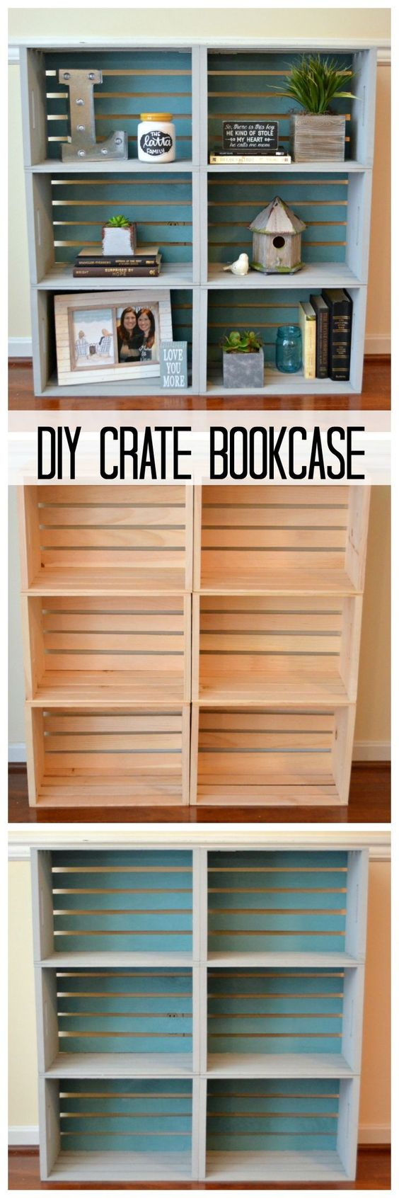 3 DIY Wood Crate Projects With Lots of Tutorials
