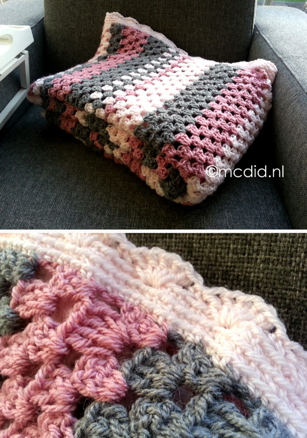 30 Beautiful Crochet Blankets with Free Patterns
