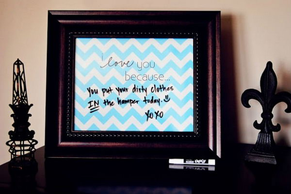 39 Awesome DIY Gifts For Boyfriend With Lots Of Tutorials