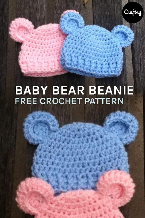 4 Awesome Crochet Projects With Lots of Free Patterns For Beginners