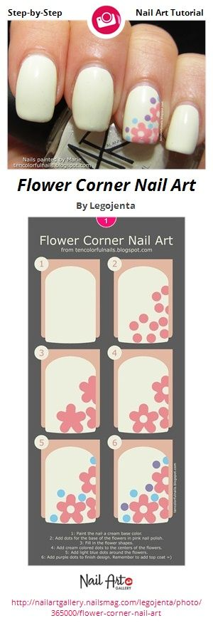 4 Easy and Fun Nail Art Tutorials