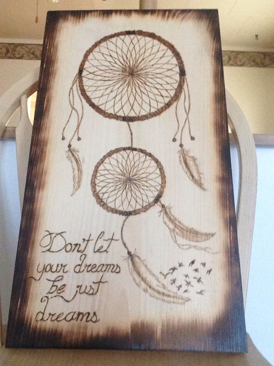 5 DIY Wood Burning Art Project Ideas and amp; Tutorials