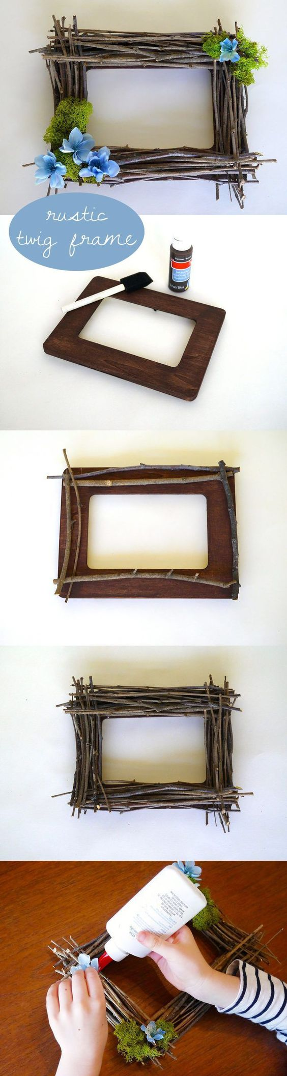 6 Awesome Twig Crafts for Kids With Lots of Tutorials