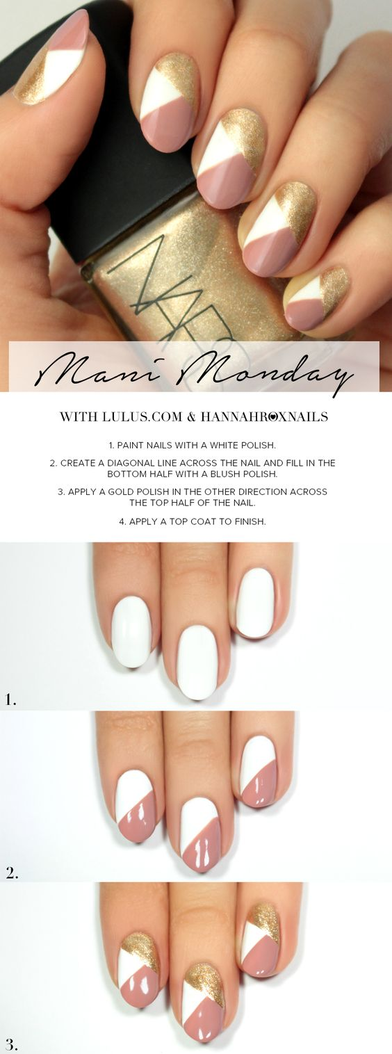 6 Easy and Fun Nail Art Tutorials