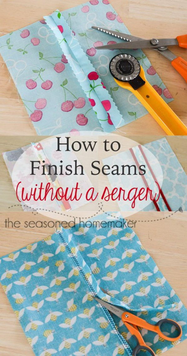 6 Great Sewing Tips  and  Tricks That You Should Know