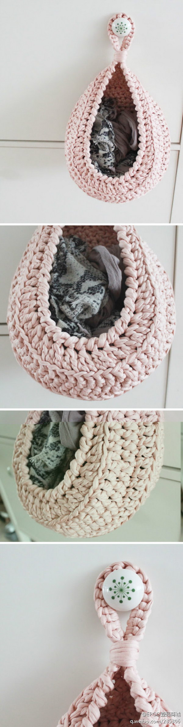 30 Awesome Crochet Projects With Lots of Free Patterns For Beginners ...