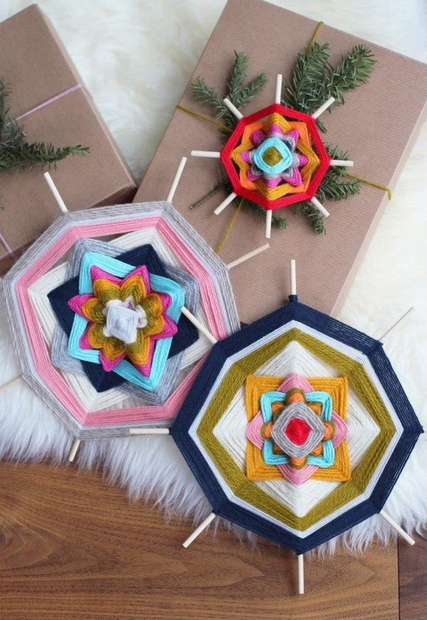 7 Creative DIY Ideas  and  Tutorials for Gift Wrapping