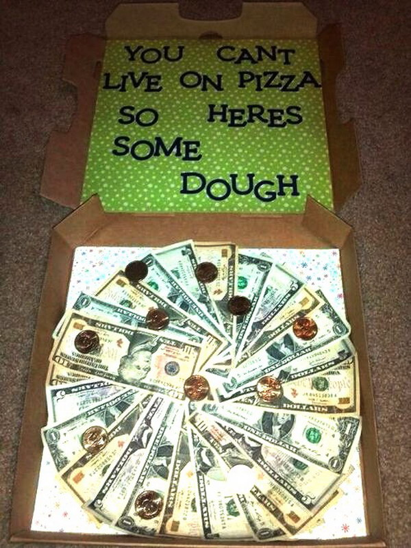 7 Fun and Creative Ways to Give Money as a Gift