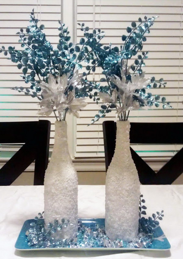 9 Awesome Wine Bottle Centerpieces For Any Table
