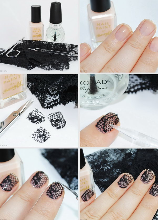 9 Easy and Fun Nail Art Tutorials
