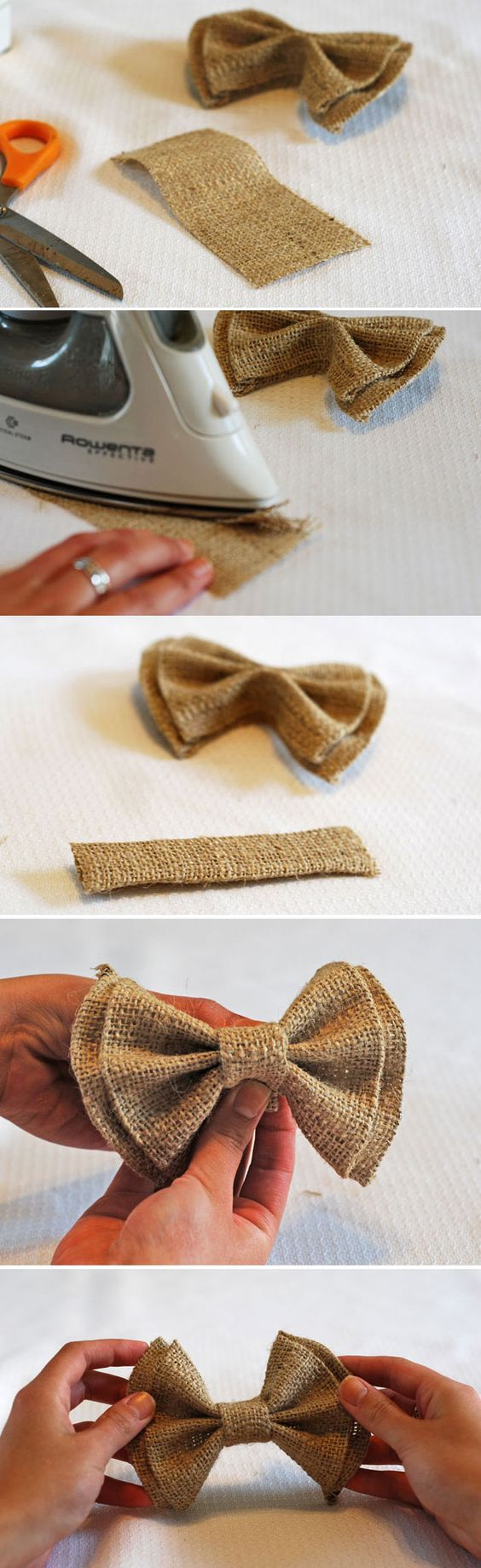 1 Gorgeous Burlap Project Ideas  and  Tutorials