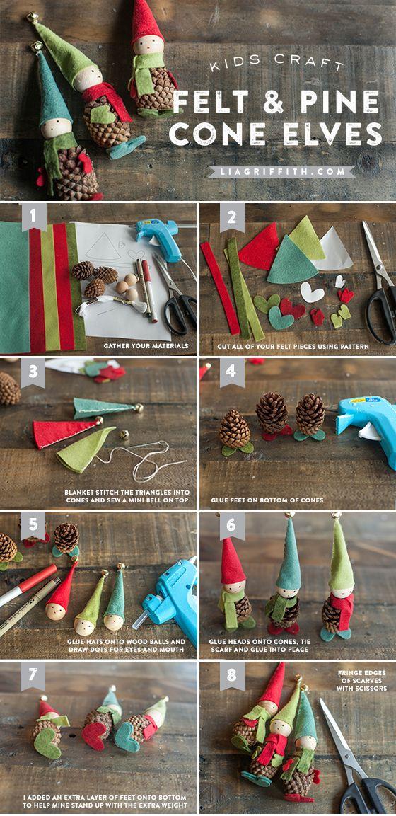 10 Adorable DIY Pine Cone Crafts