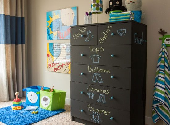 12 DIY Chalkboard Paint Ideas  and  Tutorials