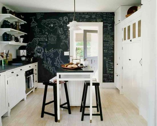 15 DIY Chalkboard Paint Ideas  and  Tutorials