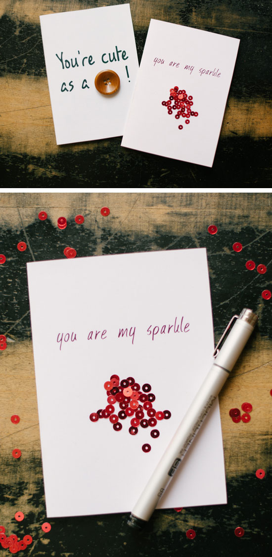 15 DIY Valentines Day Card Ideas  and  Tutorials