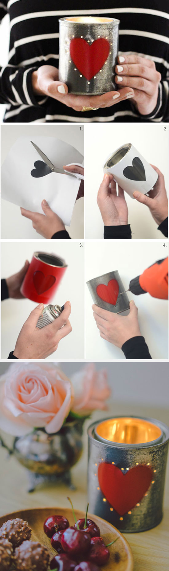 15 DIY Valentines Day Gifts for Him