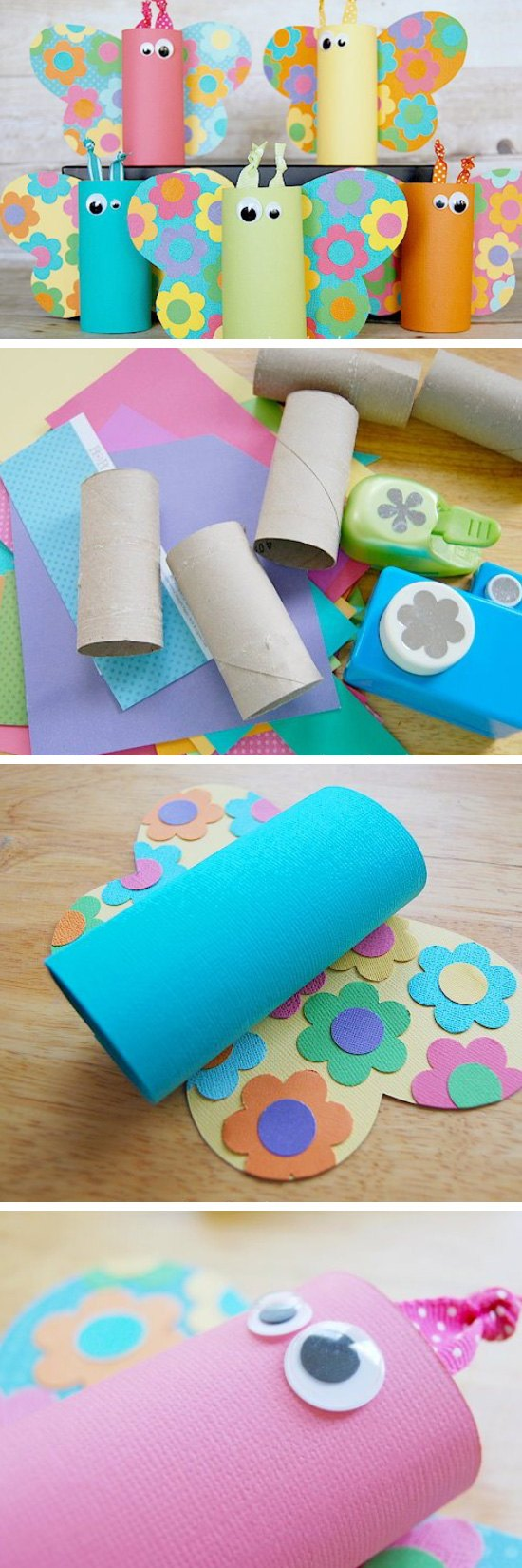 30 Easy Spring Craft Ideas Tutorials For Kids Page 18 Foliver Blog