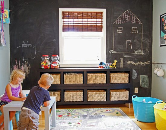 19 DIY Chalkboard Paint Ideas  and  Tutorials