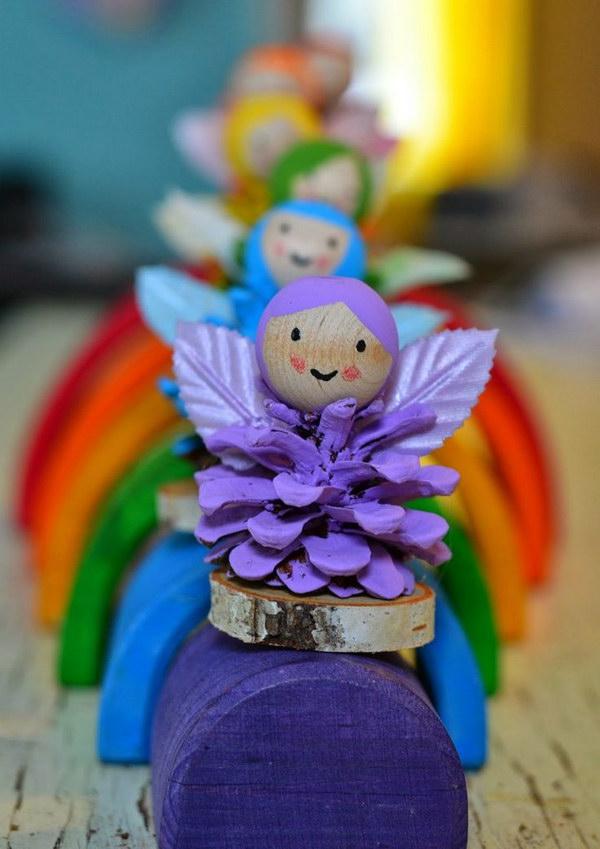 20 Adorable DIY Pine Cone Crafts