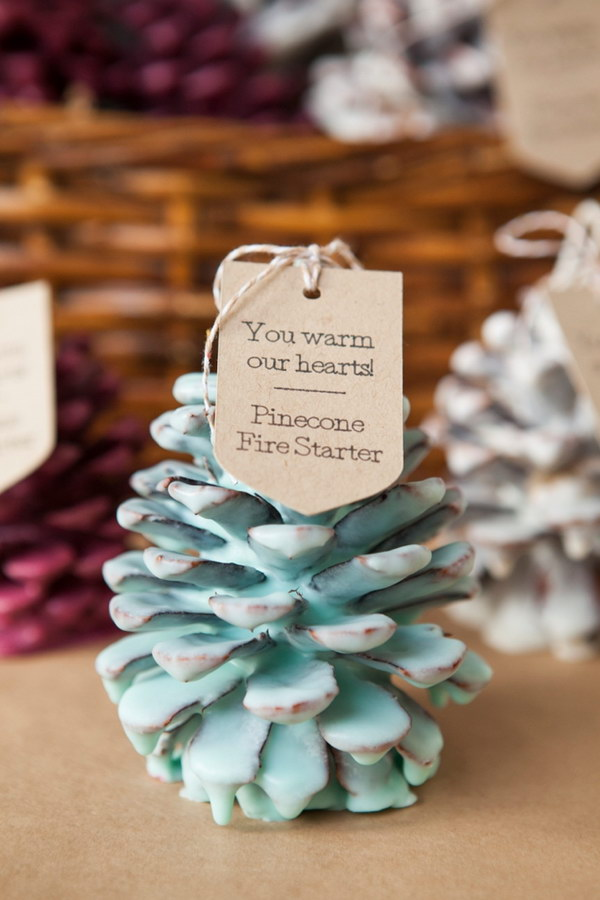 21 Adorable DIY Pine Cone Crafts