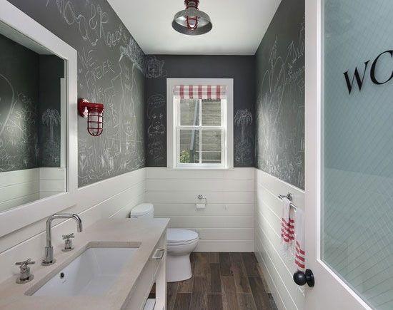21 DIY Chalkboard Paint Ideas  and  Tutorials