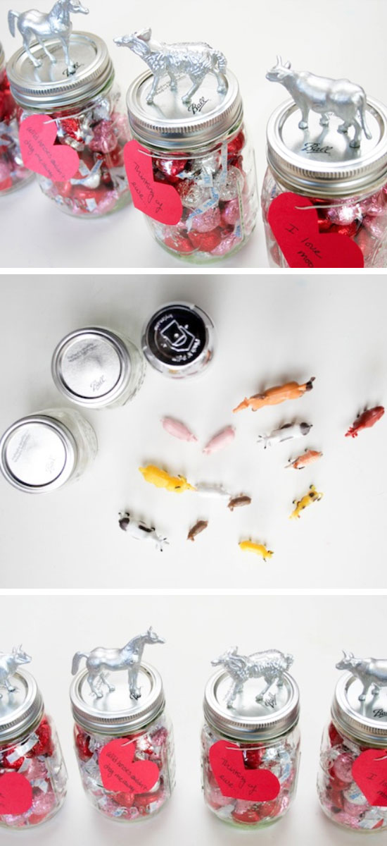 21 DIY Valentines Day Gifts for Him