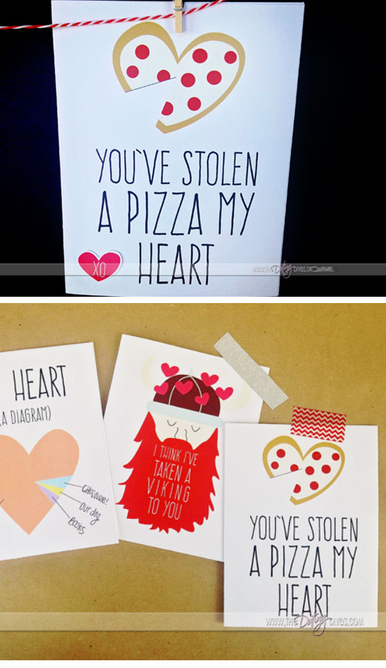 23 DIY Valentines Day Card Ideas  and  Tutorials