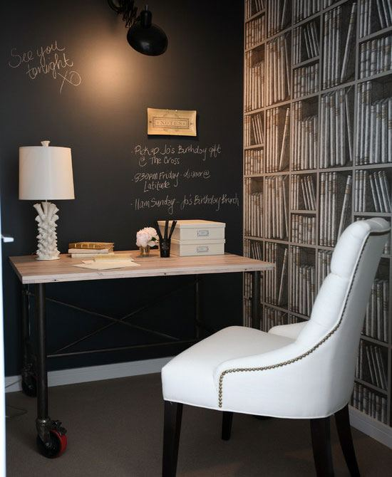 24 DIY Chalkboard Paint Ideas  and  Tutorials