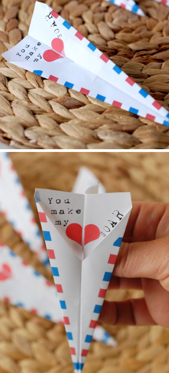 25 DIY Valentines Day Card Ideas  and  Tutorials