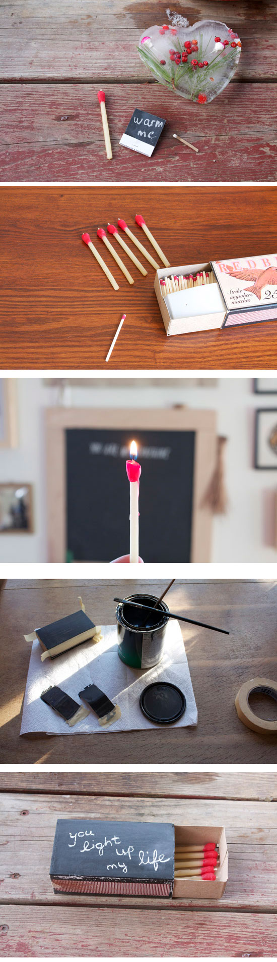 25 DIY Valentines Day Gifts for Him