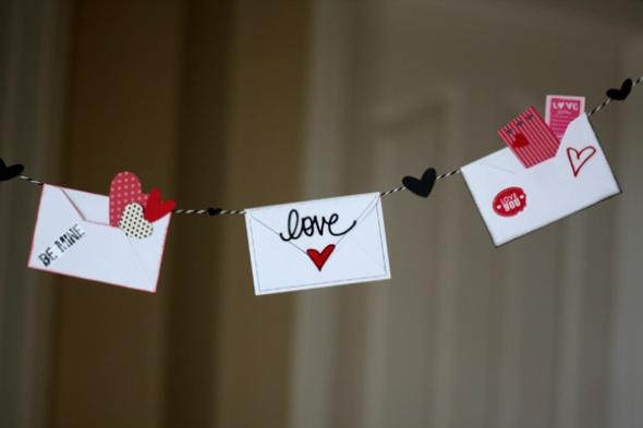 26 DIY Valentines Day Decorations
