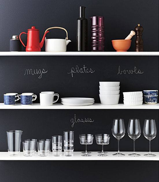 27 DIY Chalkboard Paint Ideas  and  Tutorials