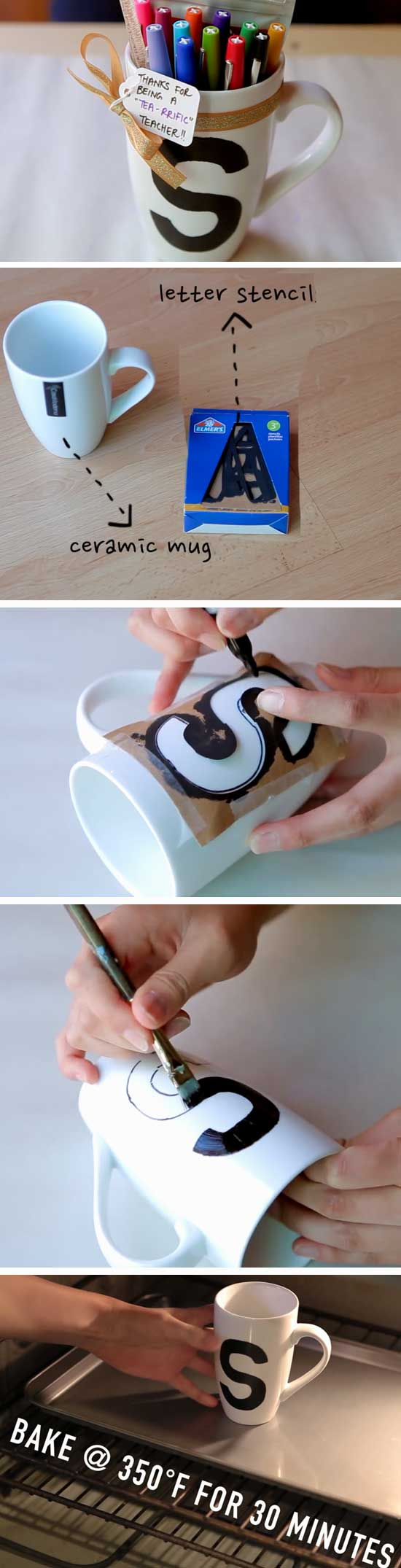 28 Awesome DIY Gifts for Teachers