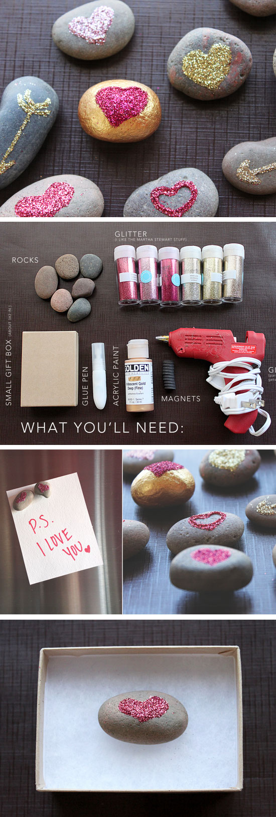 28 DIY Valentines Day Gifts for Him