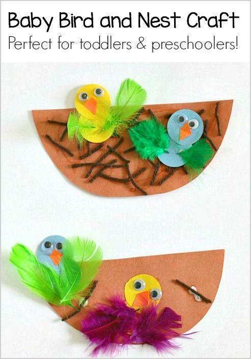 30 Easy Spring Craft Ideas Tutorials For Kids Page 28 Foliver Blog