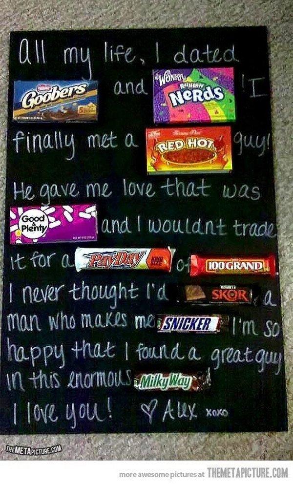 40 Diy Valentine S Day Gifts For Him Page 3 Foliver Blog