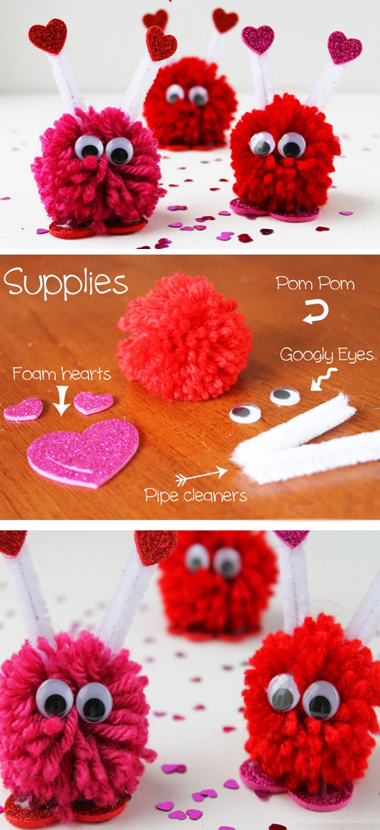 34 DIY Valentines Day Gifts for Him