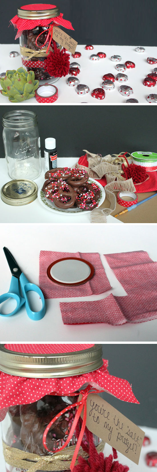 35 DIY Valentines Day Gifts for Him